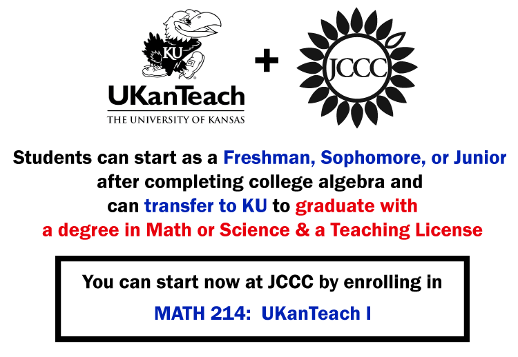 UKT and JCCC